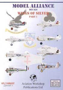 Model Alliance 1/72 Wings of Silver Part 1 # 72156