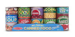 Set-of-10-Play-Food-Stacking-Grocery-Cans-4088-Melissa-amp-and-Doug