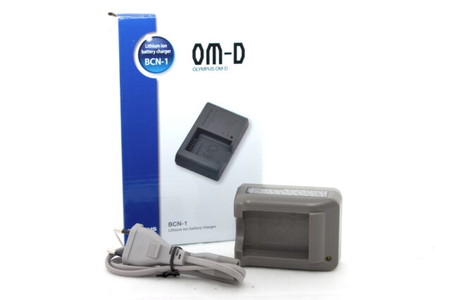 """Olympus Bcn-1 Charger """" like New """""""