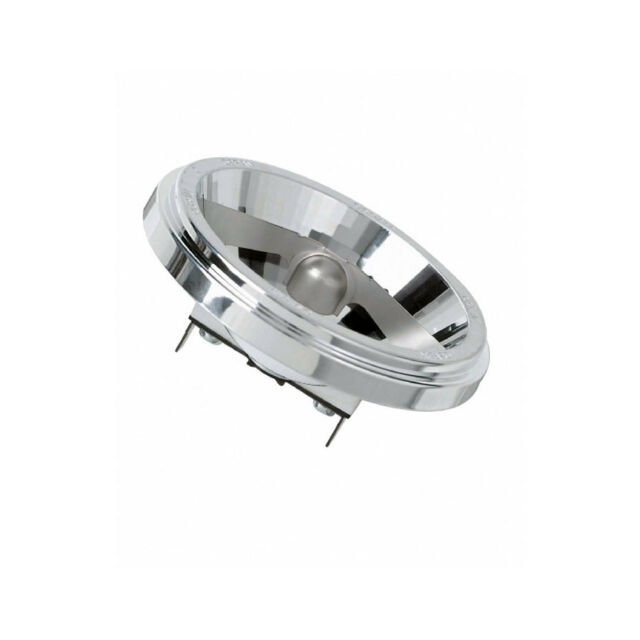 OSRAM Lampe halogène HaloSpot 111 Eco - G53,12V - 50W 24° - AMPOULE DE LAMPE