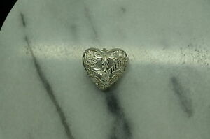 925-STERLING-SILVER-SMALL-FILIGREE-HEART-PENDANT-CHARM-X13624