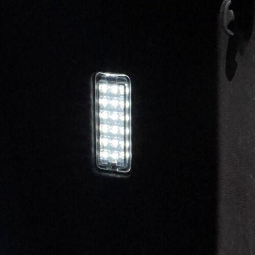 Lámpara Luz LED Interior De Arranque Para Capó Mg Rover MGF TF ZR ZT MGTF LE500 Bombilla