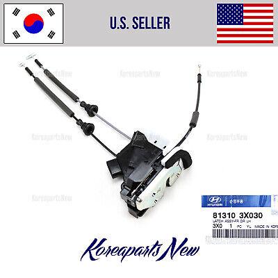 HYUNDAI OEM 11-15 Elantra Front Door-Lock Actuator Motor 813103X030