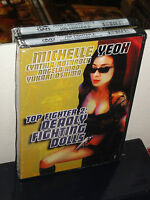 Top Fighter 2: Deadly Fighting Dolls (dvd) Cynthia Rothrock, Angela Mao,