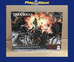 Game Piece Collection Dark Souls Knight of Astora,Oscar & Chaos witch Quelaa NEW