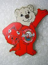 CARDIFF,Hard Rock Cafe Pin,City BEAR,*Closed Cafe* LE, Dylan