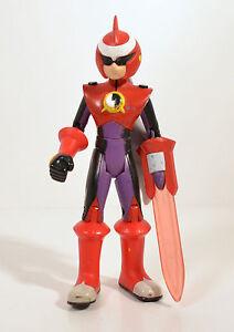 Mega Man NT Warrior attaque de virus Protoman figurine crossfusion