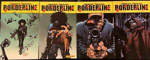 Borderline-Eduardo-Risso-Sci-Fi-Complete-TPB-Set-100-Bullets-Out-of-Print