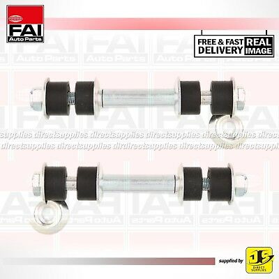 Left or Right Anti Roll Bar Link fits MITSUBISHI PAJERO//SHOGUN 2.4 Rear Outer