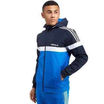 SELTEN ADIDAS ORIGINAL Herren Adidas Itasca Wendejacke Nylon
