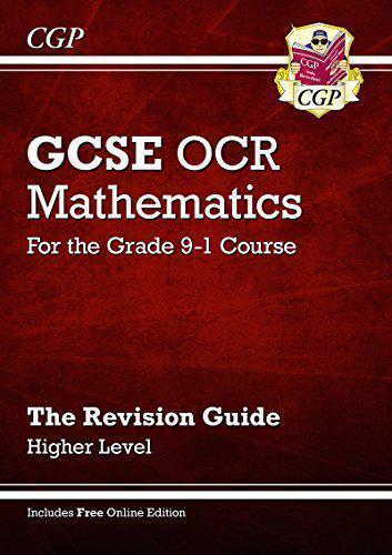 Neuf Gcse Maths Ocr Revision Guide: Higher - Pour Grade 9-1 Course (Avec