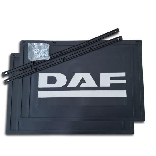 Spritzlappen 2 x Schmutzfänger 600//550 x 400 Spritzschutz LKW Anhänger DAF