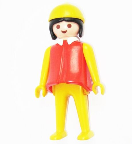 Playmobil WOMAN FIGURE Traveller Car Spare Part Klicky 3210 3404 3152 3157