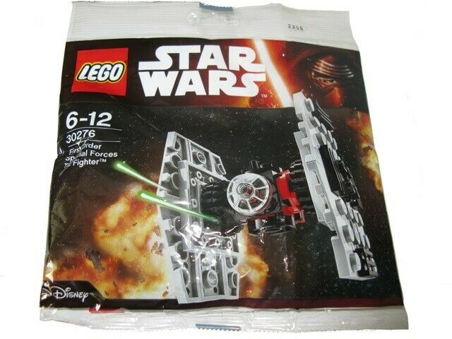 Lego Star Wars, 30276 First Order Special Forces TIE
