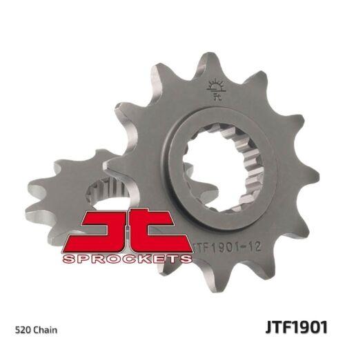 JT Pignon 12 dents Convient Pour KTM EXC-F 530 Bj 08-11