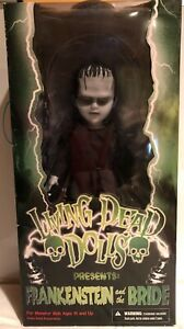 Mezco-Living-Dead-Dolls-Frankenstein-Black-And-White-Variant-2013