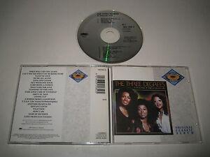 THE-THREE-DEGREES-20-GREATEST-HITS-EPIC-982-585-2-CD-ALBUM