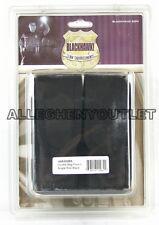 Blackhawk Duty Gear Molded Cordura Double Mag Pouch Single Row Black 44A000BK