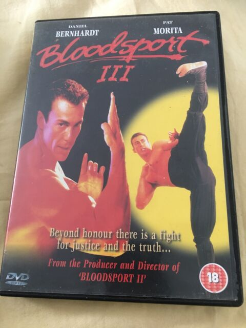 Bloodsport 3 [DVD] - DVD  GFVG The Cheap Fast Free Post