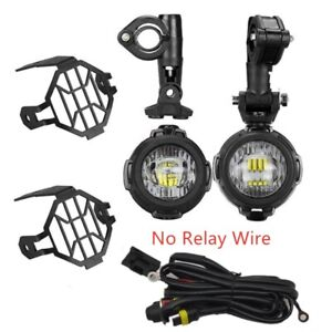 For-BMW-LED-Auxiliary-Fog-Lights-Driving-Lamp-for-BMW-R1200GS-ADV-K1600-R1200