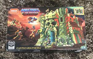 Mega Construx Probuilder Masters of The Universe Castle Grayskull 3508 PCS *NEW*