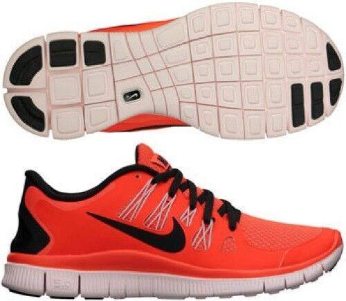 Nike WMNS Free 5.0+ Total Crimson Light blu Pearl rosa 580591-846 Sz 5 - 8