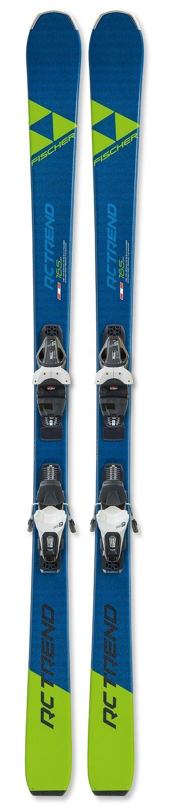 Fischer RC TREND SLR PRO (2019 20) + RS9 SLR - Allroundski (A30119)