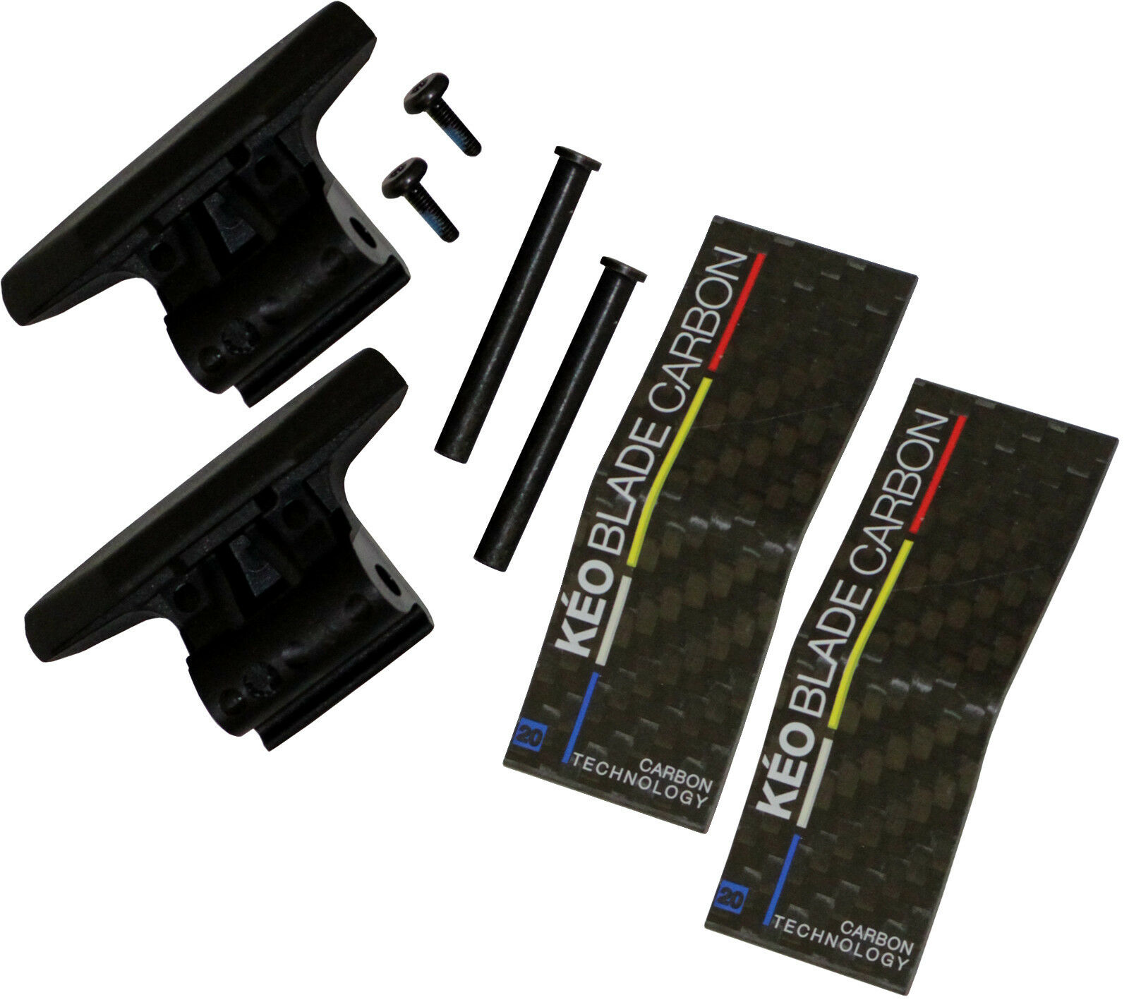 LOOK Keo Blade 2 Carbon Replacement Kit 20nm
