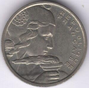 1957-B-France-100-Francs-Coin-European-Coins-Pennies2Pounds