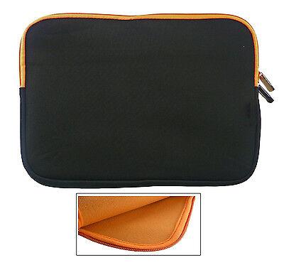 "Soft Neoprene Sleeve Zip Case Cover 11.6 - 12.5""inch Chromebook Laptop Netbook"
