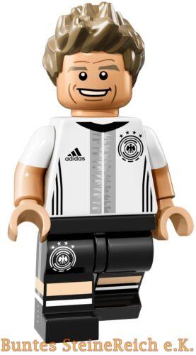 NEU Mittelfeldspieler Thomas Müller 13 71014 LEGO® Minifigures DIE MANNSCHAFT