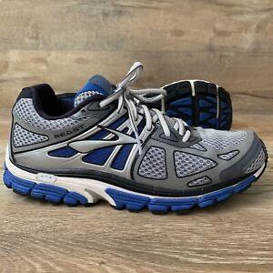 Brooks-Beast-14-para-hombres-zapatos-para-correr-azul-gris