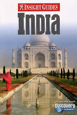India Insight Guide (Insight Guides), , Used; Very Good Book