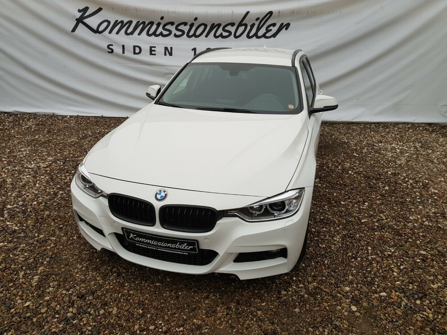 BMW 318d 2,0 Touring 5d - 159.900 kr.