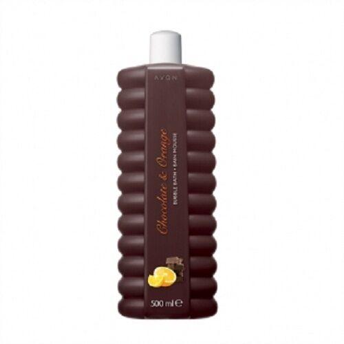 (6,00€/1L)Avon Bubble Bath Schaumbad Schokolade & Orange  500 ml