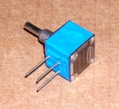 NEW Bourns 1Meg reverse audio potentiometer used in Neve and SSL!! series 81