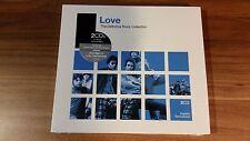 Love - The Definitive Rock Collection (2007 2CDs) (Neu+OVP)