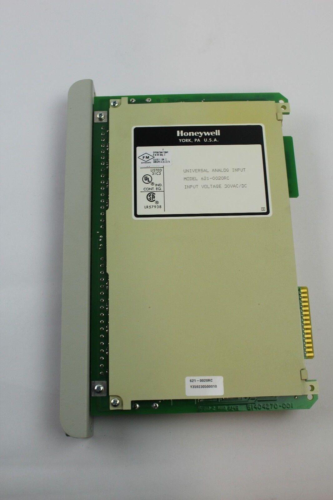 Honeywell 621-0020RC Universal Analog Input