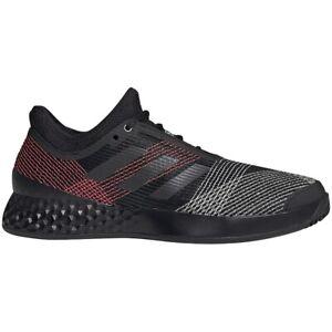 adidas-Adizero-Ubersonic-3-0-Shoe-Men-039-s-Tennis-Black-FW4796