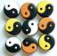 thumbnail 1 - Juego De Tres 3 pro's pro Tai Chi Tenis Vibración dampener Ying Yang Estilo