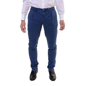 Pantalone Uomo Siviglia Blu Siviglia Uomo Pantalone Blu 6zqSxq