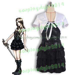 Image is loading Final,Fantasy,XV,15,Stella,Nox,Fleuret,Cosplay,