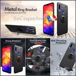 Shell-etui-magnetic-ring-case-xiaomi-mi-babiole-9-play-redmi-7-note-7