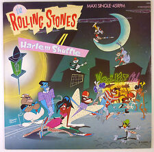 """12"""" Maxi - The Rolling Stones - Harlem Shuffle - B3021 - washed & cleaned"""