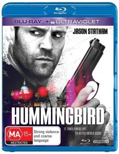 1 of 1 - Hummingbird (Blu-ray, 2013) NEW & SEALED
