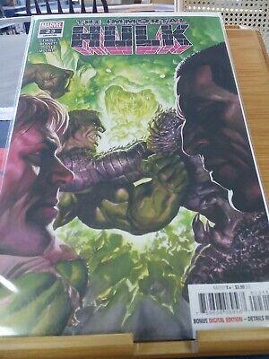 Immortal Hulk #32  Alex Ross Cover  Marvel Comics   1st Print CGC 9.8