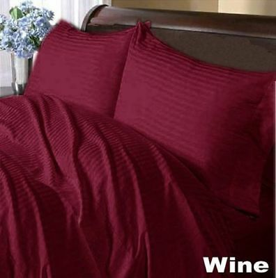 Collection Of All Bedding Items/&Colors 1000TC Egyptian Cotton RV-King Size Solid