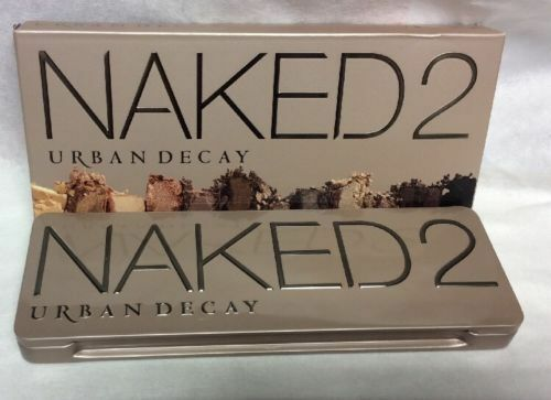 AUTHENTIC Urban Decay NAKED 2 Eyeshadow Palette New In Box. 100% Authentic.