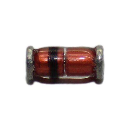 Zener 0,5W 10V SMD Rolle,Band MiniMELF einzelne Diode VISH 50X TZMC10GS08 Diode