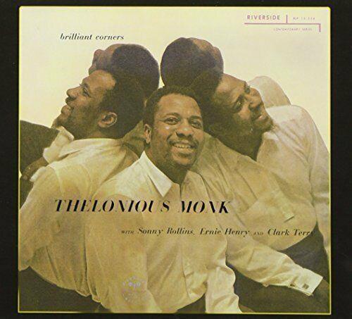 Thelonious Monk Brilliant corners (1956; 5 tracks)  [CD]
